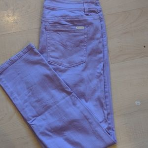 White House Black Market Lavender Pants